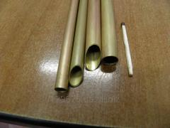 Pipes brass and copper 1,5kh0,15-10kh0,25mm