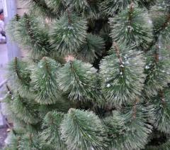 人造的松树