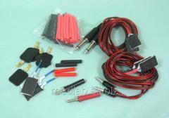Tokopodvod ugletkanevy 20х30 mm, length of a wire