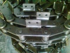 Chain traction plastic M-112