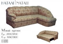 Мягкий угол Натали