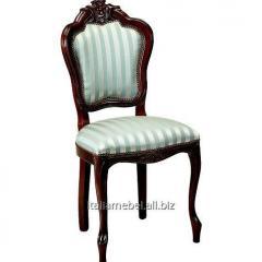 Italian soft chair, Ferro Raffaell