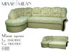 Soft corner Milan