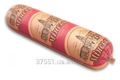 Sausage boiled TM Myasna Kraina Minskaya