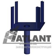 "Crown for a rack (unifork) ""Atlas"
