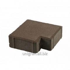 Paving slabs of Unigran Tetris of Color 200х200 mm