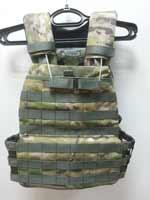 Cases for body armor