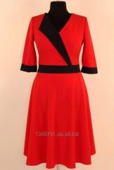 Batat a dress 50 52 54 56 (the red electrician