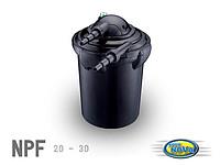 The pressure head AquaNova NPF-20 filter with the