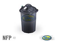 The pressure head AquaNova NPF-40 filter with the