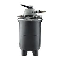 The pressure head filter with UF-izluchatelemvelda