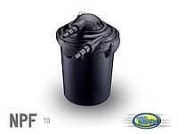 Filter pressure head Aqua Nova 10L, UF lamp 7W.