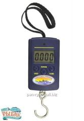 Scales electronic Fishing ROI 40 of kg 607 (0,1)