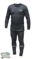 FISHING ROI layered clothing gray L in a cover