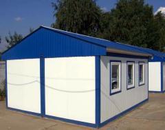 Modular lodges