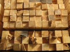 Cross ties wooden. Cross ties wooden from the