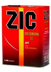 Zic dexron atf iii transmission oil