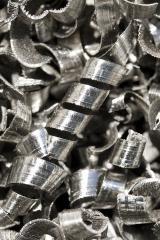 We deliver scrap metal under processing