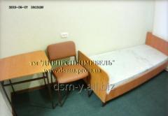 The bed strengthened for hostel, hostels, hotels