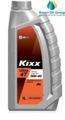 Engine oil for four-cycle KIXX Ultra 4T 20W-50