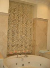 Шторки для ванной комнаты.