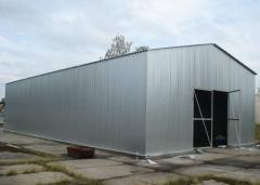 Buildings and storage facilities