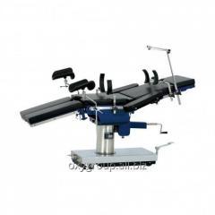 Механично-гидравлический операционный стол Keling JY-D
