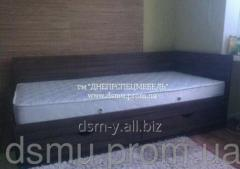 Cabinet and upholstered furniture for hostels,