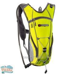 Backpack of Caribee Hi Vis Flow 2L Yellow