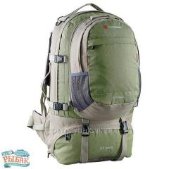 Backpack of Caribee Jet pack 65 Mantis Green