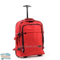 Traveling bag Members Essential On-Board 33 Red