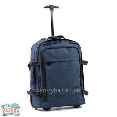 Traveling bag Members Essential On-Board 33 Navy