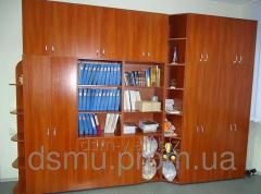 Walls, cases, cases for educational institutions,