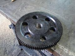 Gear gear wheels
