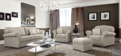 "Italian upholstered furniture of ""Dama"