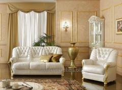 Italian upholstered furniture of
