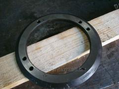 Sealing rings metal