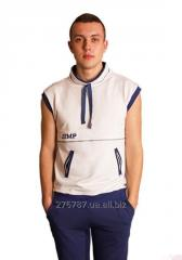 Sleeveless jacket sports man's T-17, XXS, XS,
