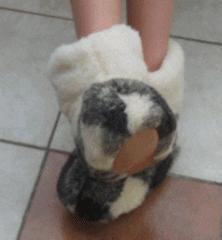 Chuni from sheep wool
