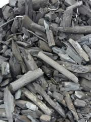 Charcoal for expor