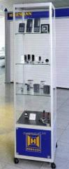 Furniture for shops of electronics