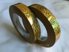 "Tape floristic ""Lazer 2/50"" gold"