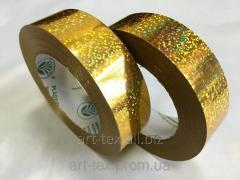 "Tape floristic ""Lazer 3/50"" gold"