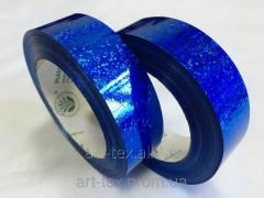 "Tape floristic ""Lazer 3/50"" blue"