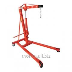 Hydraulic movable crane remover of the engine of 1
