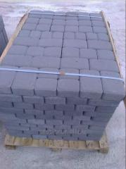 Sidewalk stone Roman