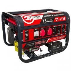 Max. gasoline-driven generator moshchn 3,1 kW.,