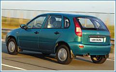 Автомобиль LADA 1119
