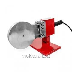 Soldering iron for pipes from PPR of 75-110 mm,