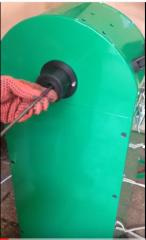 Abrasive and tape grinder
